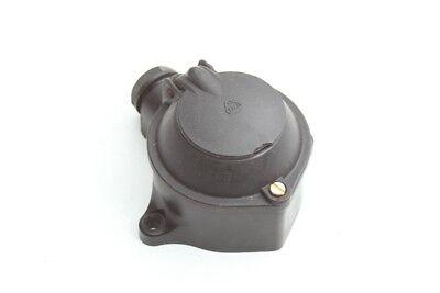 Old Bakelite Socket with Flap Ap 1 Outflow Loft Design Art Deco