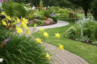 Spring Cleanup, Lawn Cutting, Garden Maintenance