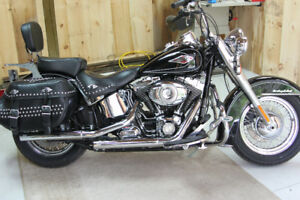 REDUCED..........Mint Heritage Softail