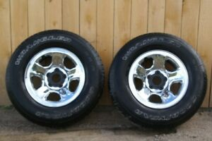roues 17''