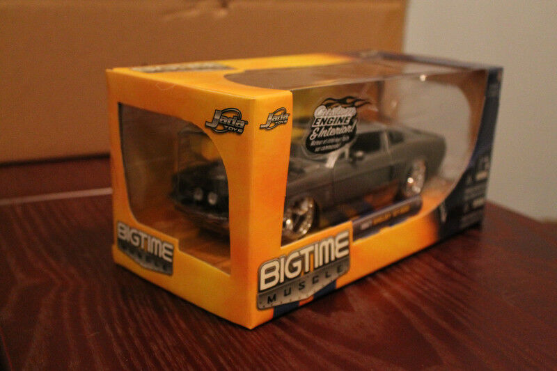 Two Left! 1967 Mustang Shelby GT350 Dub City Diecast 1:24 scale ...