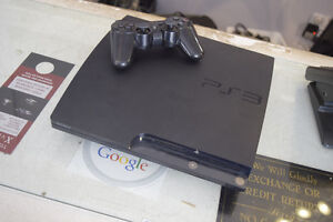 **SWEET DEAL** Sony PlayStation 3 120GB Console + Controller