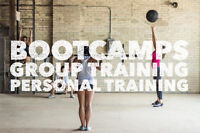 1 on 1, Group & Bootcamp Fitness
