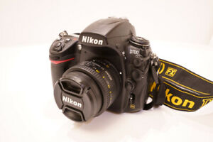 Nikon D700 DSLR Digital Camera + Nikkor 50mm F1.8 Lens