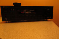 PIONEER DIGITAL SURRAUND SOUND AMP 75W CH/REMOUTE 514-996-9207