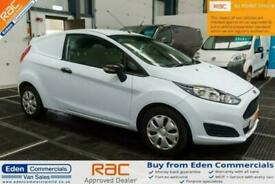 2015 65 FORD FIESTA 1.5 BASE TDCI CAR DERIVED VAN