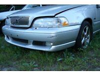 Volvo P80 V70R bumper 1998-2000