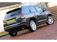 2014 Jeep Compass 2.2 CRD Limited 4x4 5dr