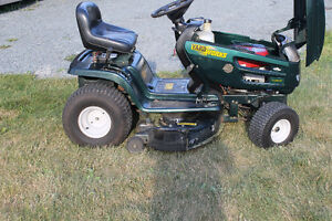 looking to buy lawn tractors