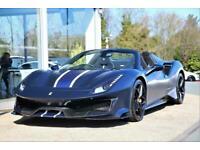 2020 Ferrari 488 PISTA 3.9T V8 Spider F1 DCT (s/s) 2dr Convertible Petrol Automa
