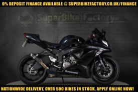 2015 15 KAWASAKI ZX-6R EEF 636CC 0% DEPOSIT FINANCE AVAILABLE