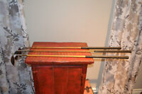 Antiques bâtons de golf Spalding Robert Jones Jr