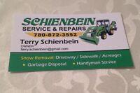 Yard Maintenance & Handyman Services - Acreages & Local