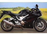 Honda VFR800 **Heated Grips, Traction Control, ABS**
