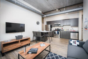 Subletting a beautiful 1 bedroom apartment for students