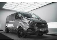 2018 Ford Transit Custom 2.0 320 LIMITED DCIV L2 H1 LWB 20 inch VELARE WHEELS PA