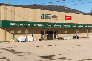2060 Shuswap Avenue, Lumby - IRLY BIRD Building Centre
