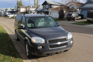 REDUCED! 2008 Chevrolet Uplander LT  Minivan, Van