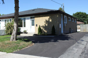 Newly Renovated BASEMENT Apartment in Whitby