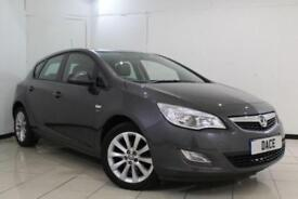 2012 12 VAUXHALL ASTRA 1.6 ACTIVE 5DR 113 BHP