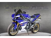 2010 60 YAMAHA R1 BIG BANG 1000CC 0% DEPOSIT FINANCE AVAILABLE
