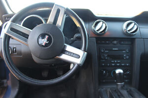 2007 Ford Mustang Pony Package Coupe (2 door) Kitchener / Waterloo Kitchener Area image 7
