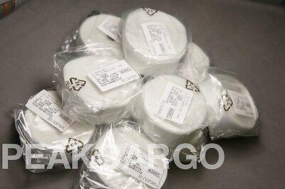10 Rolls 1 Woven Fabric Fiberglass Cloth Tape Non-adhesive E-glass Plain Weave
