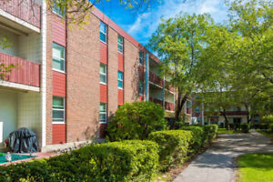2 bedroom apartment sublet available August 1, August rent FREE