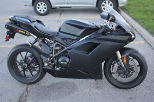 Was 22K** 2011 Ducati 848 EVO (4594KM) 4000$ Extras**GREAT PRICE