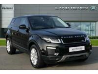 2017 Land Rover Range Rover Evoque 2.0 TD4 (180hp) SE Tech SUV Diesel Manual