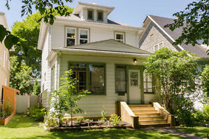 WOLSELEY CHARACTER HOME ON 33X110 LOT!
