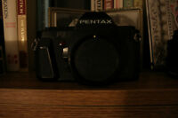 Pentax P3 SLR Body - AS IS