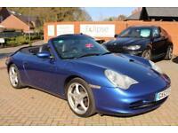 2003 53 PORSCHE 911 3.6 CARRERA 4 TIPTRONIC S 2D AUTO 316 BHP