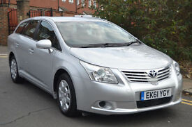 Toyota Avensis 2.0D-4D 2011 T2, FULL S/HISTOY, NEW MOT, 1 OWNER, JUST SERVICED