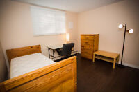 Available Sept. Safe and secure room mins away from Mun/Mall