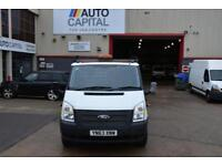 2.2 350 DRW 2D 125 BHP XLWB 3 SEATER S/CAB TWIN WHEEL TIPPER VAN 2013