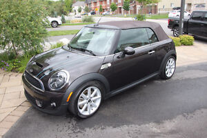 2013 MINI Mini Cooper S (2 portes) Highgate Convertible