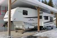 5th Wheel Terry Quantum Extreme Edition With Bunks