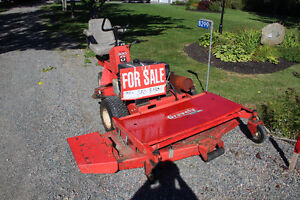 1999 GRAVELY 300 PROMASTER 60 INCH DECK MOWER