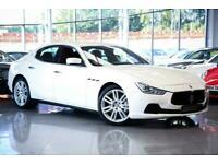 2014 Maserati Ghibli 3.0 TD V6 (s/s) 4dr (EU5) Auto Saloon Diesel Automatic