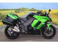 Kawasaki Z1000SX **Kawasaki Panniers, KTRC, ABS**