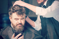 Men's Haircuts: Our Barbers Come to You!