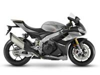 Aprilia RSV4 1100 RR E5 New 2021 Updated Model