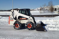 BOBCAT SNOW CLEARING/REMOVAL  - - BEST RATES IN PG!