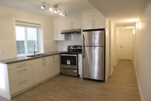 Newly Renovated Modern 2 Bedroom Suite in Marpole