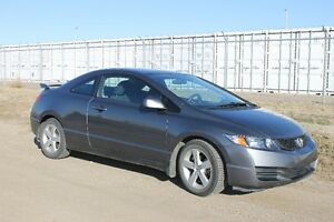 1 OWNER 2009 Civic ONLY 64500KM!