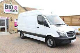 2015 MERCEDES SPRINTER 313 CDI MWB HIGH ROOF VAN MWB DIESEL