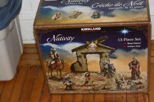 Large Nativity Scene Kirkland