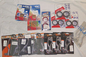 Lot of Brand New KTM Parts - also fits Husky and Husaberg