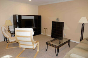 Furnished 1 bed/1 bath basement suite, 700 sq.ft. South Surrey